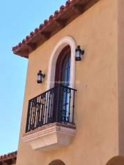 Stone Balcony 27