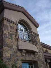 Stone Balcony 19