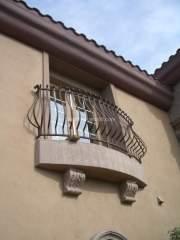 Stone Balcony 20