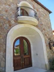Stone Balcony 32