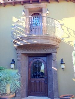 Stone Balcony 18