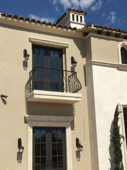 Stone Balcony 25