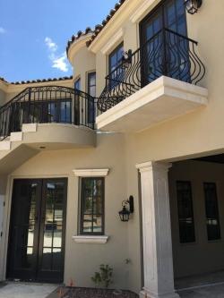 Stone Balcony 28