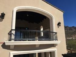 Stone Balcony 31