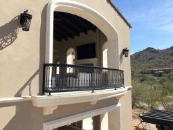 Stone Balcony 17