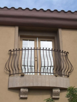 Stone Balcony 16