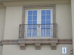Stone Balcony 15