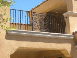 Stone Balcony 6
