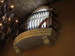 Stone Balcony 5