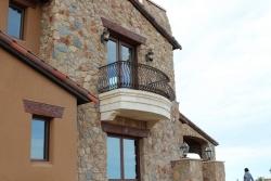 Stone Balcony 2