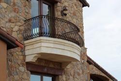 Stone Balcony 1