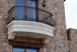Stone Balcony 34