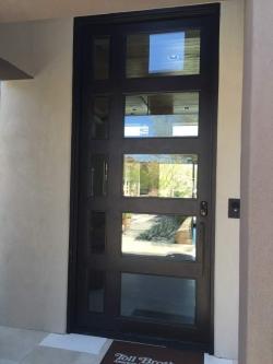 Visionmakers Contemporary Door  163