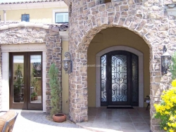Visionmakers Steel Door with Sidelights 144