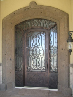 Visionmakers Steel Door with Sidelights 80