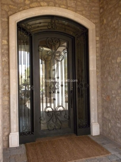 Visionmakers Steel Door with Sidelights 41