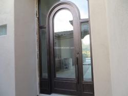 Visionmakers Steel Door with Sidelights 28