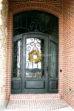 Visionmakers Steel Door with Sidelights 101