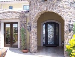 Visionmakers Steel Door with Sidelights 144