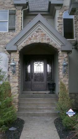 Visionmakers Steel Door with Sidelights 148