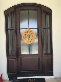 Visionmakers Steel Door with Sidelights 133