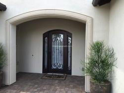 Visionmakers Steel Door with Sidelights 131