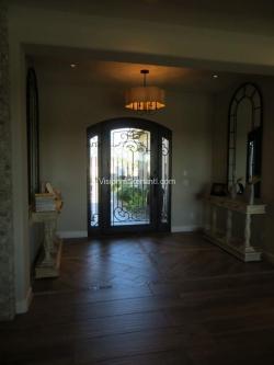 Visionmakers Steel Door with Sidelights 124