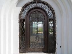 Visionmakers Steel Door with Sidelights 121