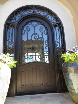 Visionmakers Steel Door with Sidelights 118