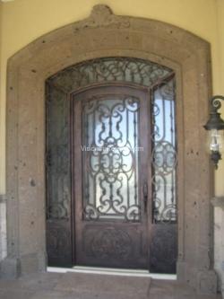 Visionmakers Steel Door with Sidelights 80
