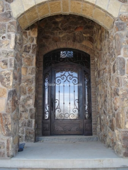 Visionmakers Steel Door with Sidelights 60