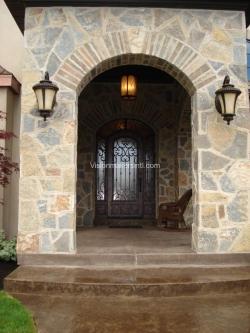 Visionmakers Steel Door with Sidelights 56