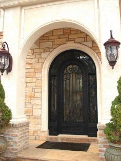 Visionmakers Steel Door with Sidelights 55