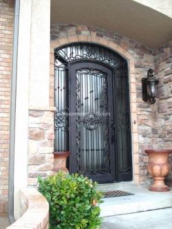 Visionmakers Steel Door with Sidelights 53