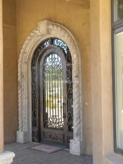 Visionmakers Steel Door with Sidelights 47
