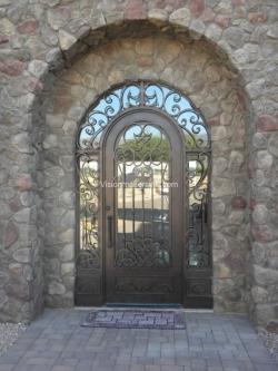 Visionmakers Steel Door with Sidelights 44