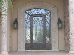 Visionmakers Steel Door with Sidelights 40