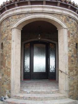 Visionmakers Steel Door with Sidelights 73