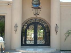 Visionmakers Steel Door with Sidelights 69