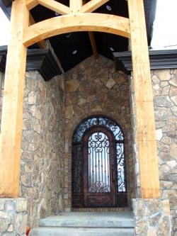 Visionmakers Steel Door with Sidelights 39