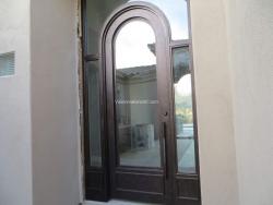 Visionmakers Steel Door with Sidelights 28