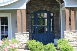 Visionmakers Steel Door with Sidelights 11