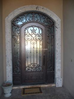 Visionmakers Steel Door with Sidelights 7