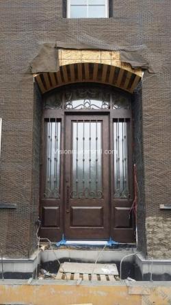 Visionmakers Steel Door with Sidelights 3