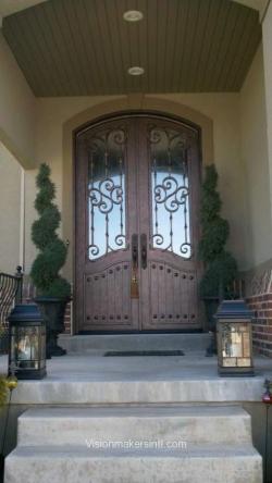 Visionmakers Steel Double Door 207