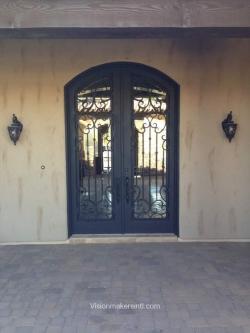 Visionmakers Steel Double Door 194