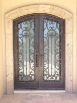 Visionmakers Steel Double Door 193