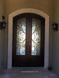 Visionmakers Steel Double Door 192
