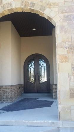 Visionmakers Steel Double Door 186