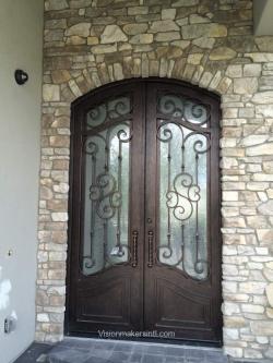 Visionmakers Steel Double Door  200